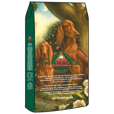 Pinnacle Holistic Pet Nutrition Canine Holistic Chicken and Oatmeal Recipe Dry Dog Food