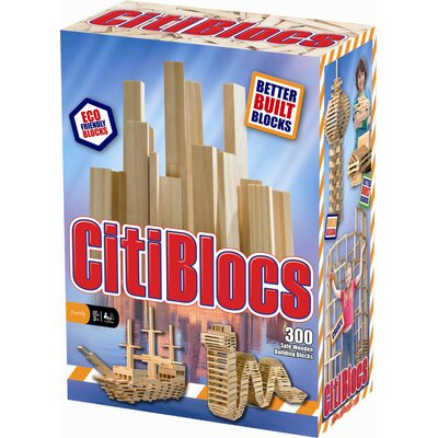 Citiblocs 300 Piece Building Block Set