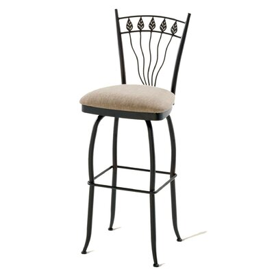 "Amisco Romy 26"" Swivel Counter Stool"