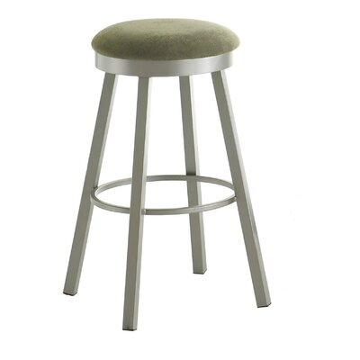 Amisco Connor 26&quot; Swivel Counter Stool