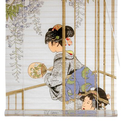 Oriental Furniture Geisha Shoji Blinds