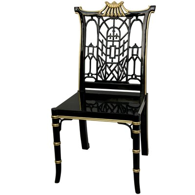 Pagoda Side Chair