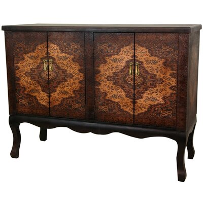 Olde-Worlde Vintage Double Chest