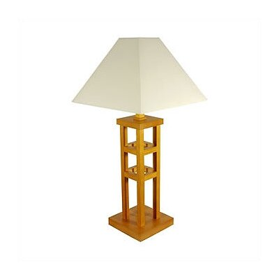Oriental Furniture Small Mosko Lamp