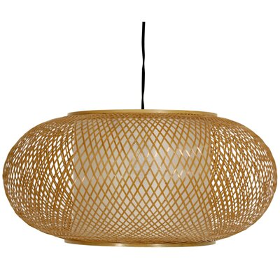 Kata Japanese 1 Light Hanging Lantern