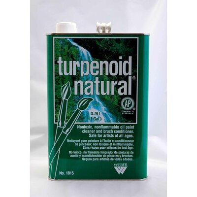 Weber Art TURPENOID NATURAL 1 GALLON