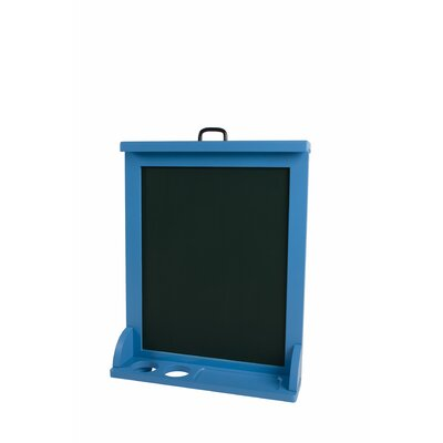 Little Partners Art Easel in Azure Blue