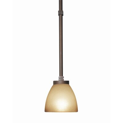 Woodbridge Lighting Wayman 1 Light Mini Pendant