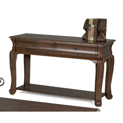 Klaussner Furniture Winchester Console Table