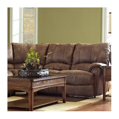 Briscoe-US Right Arm Facing Reclining Loveseat