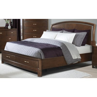 Eclipse Queen Sleigh Bed