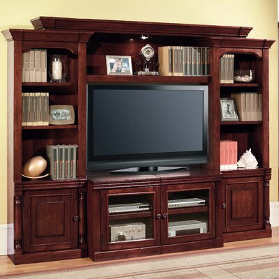Parker House Furniture Premier Andrews Entertainment Center