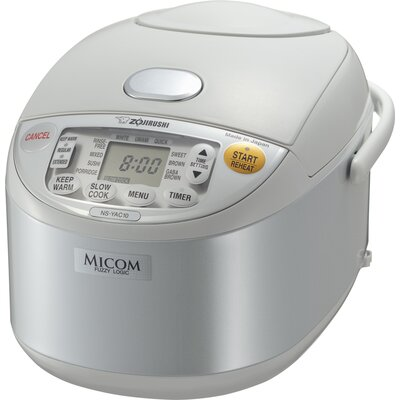 Zojirushi Umami Micom Rice Cooker and Warmer