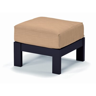 Telescope Casual Leeward Ottoman with Cushion