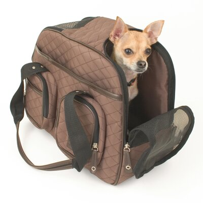 Snoozer Pet Products Deluxe Pet Tote Bag