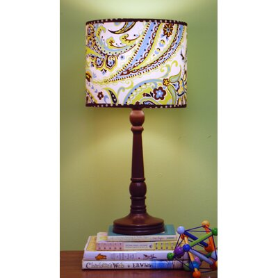 My Baby Sam Paisley Splash Table Lamp