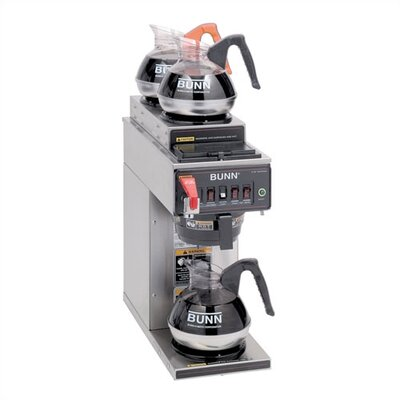 Bunn CWTF15–3 - Automatic Coffee Maker