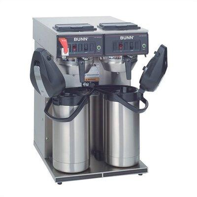 Bunn CWTF Twin-APS Automatic Dual Airport Brewer