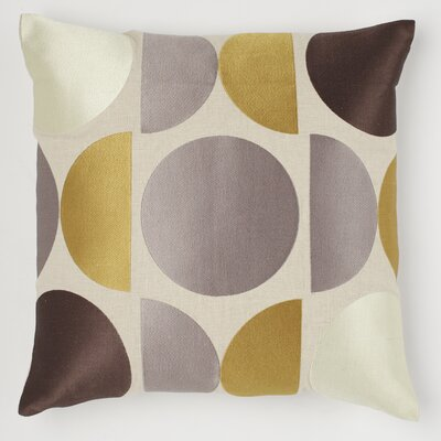 emma at home by Emma Gardner Mod Linen Pillow