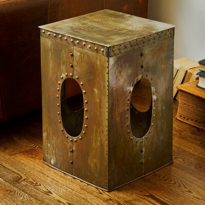 CG Sparks Rivet End Table