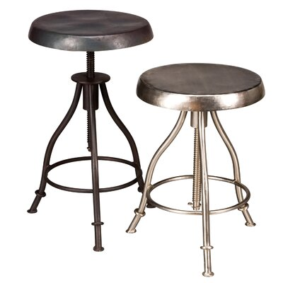 CG Sparks Iron Swivel Stool