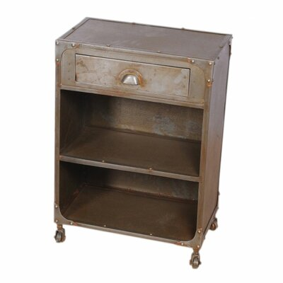 Sarnath 1 Drawer Nightstand