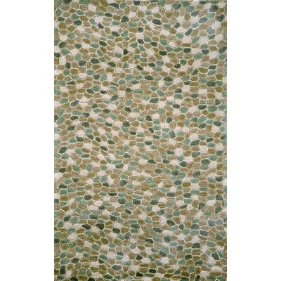Spello Pebbles Blue Outdoor Rug
