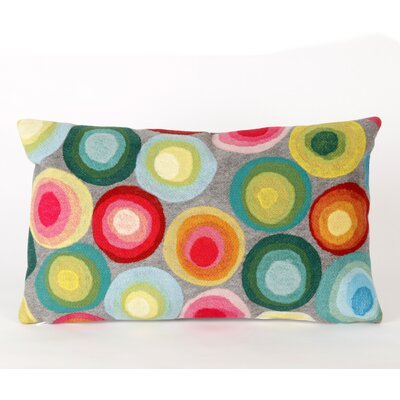 Liora Manne Visions III Puddle Dot Pillow