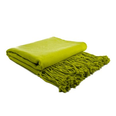 Cashmere Republic Bamboo Throw