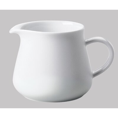 Kahla Five Senses White 10 Oz. Pitcher