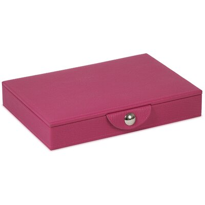 Wolf Designs Stackables™ Small Tray Set in Fuchsia