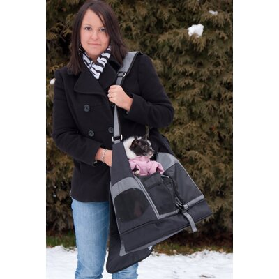 Pet Gear Messenger Bag Pet Carrier in Sage