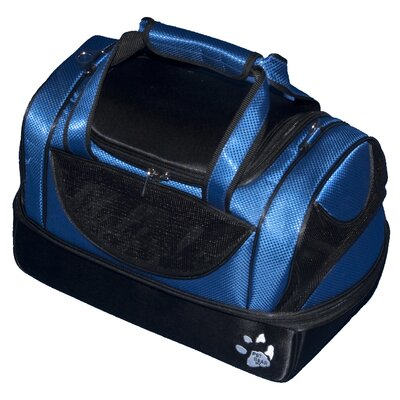 Pet Gear Aviator Bag Pet Carrier in Pacific Blue