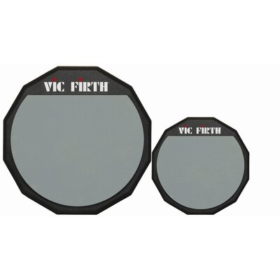 "Vic Firth 12"" Single Sided Drum Practice Pad"