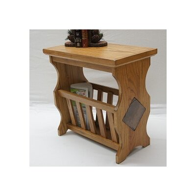 Alco Furniture International End Table