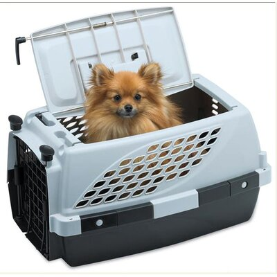 Firstrax N2N Double Door Plastic Pet Suite-Kennel