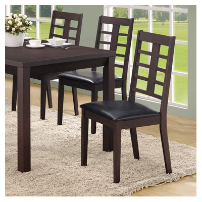 Monarch Specialties Inc. Side Chair (Set of 2)