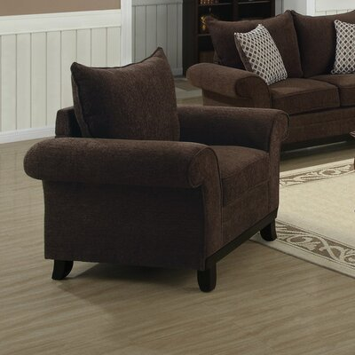 Monarch Specialties Inc. Chenille Chair