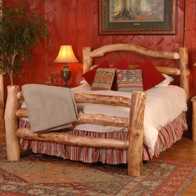 Timber Designs Summit Peak Panel Bed