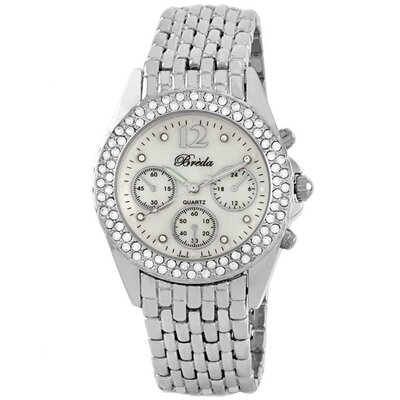 Breda Women's Annistyn Watch in Silver