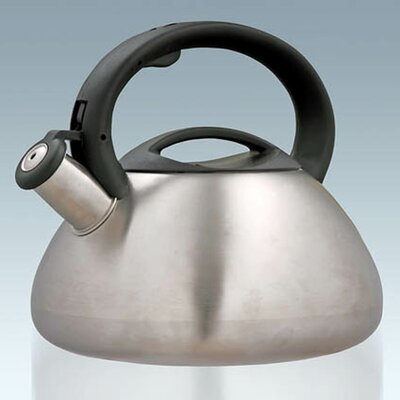Sphere 3-qt. Whistle Tea Kettle