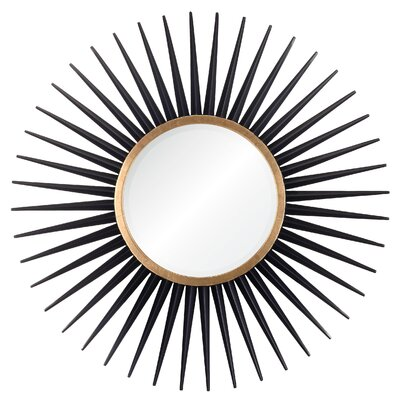 Mirror Image Home Starburst Mirror