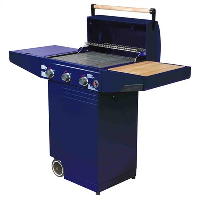 Minden Limited Edition Minden Master Grill - with 2 Bamboo Cutting Boards