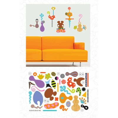 Zolo Deco Removable Stickers