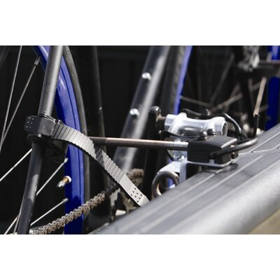 Velo Gripper C-Channel Truck Bed Bike Rack