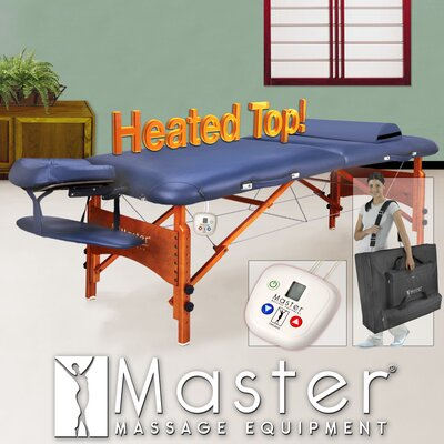 Master Massage Monroe LX Therma Top Package Massage Table