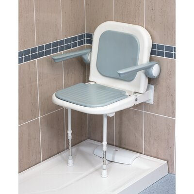 AKW 4000 Series Padded Seat with Back and Arms