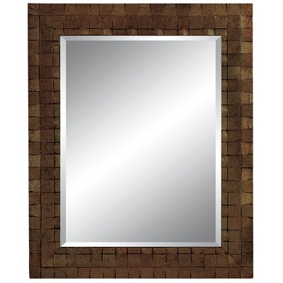 Imagination Mirrors Checkers Wall Mirror in Natural