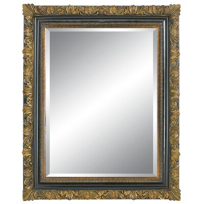 Imagination Mirrors Secret Garden Wall Mirror in Antique Dark Gold