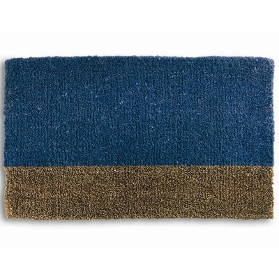Doormats Two-Tone Coir Mat